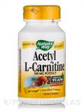 Acetyl L-Carnitine 60 Vegetable Capsules