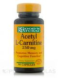 Acetyl L-Carnitine 250 mg - 90 Capsules