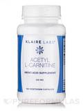 Acetyl L-Carnitine 250 mg 100 Vegetarian Capsules