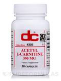 Acetyl L-Carnitine 30 Capsules