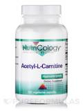 Acetyl-L-Carnitine 500 mg 100 Vegetarian Capsules