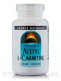 Acetyl L-Carnitine 500 mg 120 Tablets