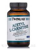 Acetyl L-Carnitine 500 mg 120 Capsules