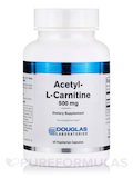 Acetyl L-Carnitine 500 mg 60 Capsules