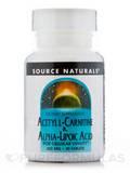 Acetyl L-Carnitine & Alpha Lipoic Acid 30 Tablets