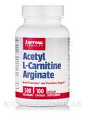 Acetyl L-Carnitine Arginate 500 mg 100 Capsules