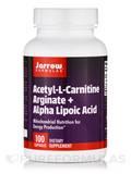 Acetyl L-Carnitine Arginate + ALA - 100 Capsules