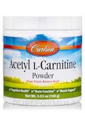 Acetyl L-Carnitine Powder 3.53 oz (100 Grams)