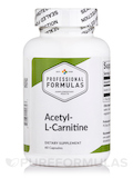 Acetyl-L-Carnitine 60 Capsules