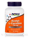 Acetyl-L-Carnitine 750 mg 90 Tablets