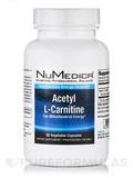 Acetyl-L-Carnitine - 90 Vegetable Capsules