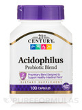 Acidophilus High Potency - 100 Capsules