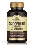 Acidophilus with Goat Milk - 100 Capsules