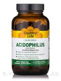 Acidophilus with Pectin 250 Vegetarian Capsules