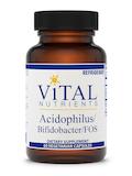 Acidophilus/Bifidobacter/FOS 60 Capsules