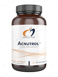 Acnutrol™ Natural Acne Support 180 Vegetarian Capsules