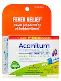 Aconitum Napellus 30C Bonus Care Pack - 3 Tubes (Approx. 80 Pellets Per Tube)
