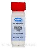Aconitum Napellus 30X - 250 Tablets