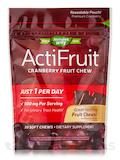 ActiFruit™ Cranberry Fruit Chew - 20 Soft Chews