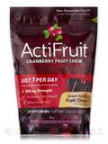ActiFruit™ Cranberry Fruit Chew - 20 Soft Chews