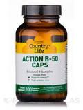 Action B-50 - 100 Vegetarian Capsules