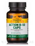 Action B-50 50 Vegetarian Capsules