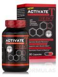 Activate T Black 120 Capsules