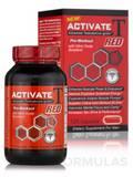 Activate T Red 120 Capsules