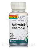 Activated Charcoal 280 mg - 90 Capsules