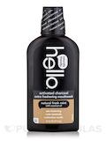 Activated Charcoal Extra Freshening Mouthwash - Fresh Mint & Coconut Oil - 16 fl. oz (473 ml)