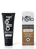 Activated Charcoal Fluoride Toothpaste - Fresh Mint + Coconut Oil - 4 oz (113 Grams)