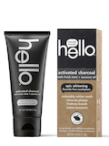 Activated Charcoal Toothpaste (fluoride free) - Fresh Mint + Coconut Oil - 4 oz (113 Grams)