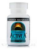 Active A with Beta Carotene - 120 Tablets