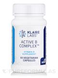 Active B Complex™ - 60 Vegetarian Capsules