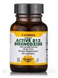 Active B-12 (Dibencozide 3000 mcg) 60 Tablets