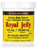 Active Bee Power Fresh Royal Jelly 20,000 mg (per Jar) - 11.5 oz (326 Grams)