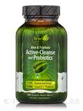 Active-Cleanse and Probiotics - 60 Liquid Soft-Gels