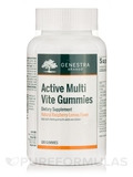 Active Multi Vite Gummies, Natural Raspberry-Lemon Flavor - 100 Gummies