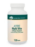 Active Multi Vite without A - 120 Tablets