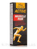 Active Muscle Rub - 2 oz (60 Grams)