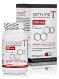 Activate T Natural Testosterone Support 1500 mg - 60 Capsules