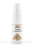 A-D-D Sublingual Spray (Attention Span, Homeopathic) - 1 fl. oz