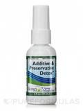 Additives & Preservatives Detox 2 fl. oz