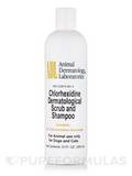 ADL Chlorhexidine Dermatological Scrub and Shampoo for Dogs and Cats - 12 fl. oz (355 ml)