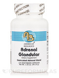 Adrenal Glandular 120 Tablets