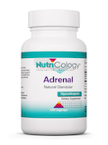 Adrenal Natural Glandular 100 mg 150 Vegetarian Capsules