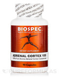 Adrenal Cortex 100 - 90 Capsules