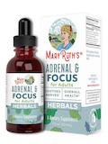 Adrenal & Focus for Adults, Herbal Blend - 1 fl. oz (30 ml)
