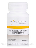 Adrenal-Cortex Fractions 60 Capsules