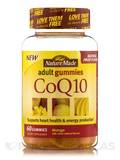 Adult Gummies CoQ10 (Mango with other natural flavors) 60 Count
